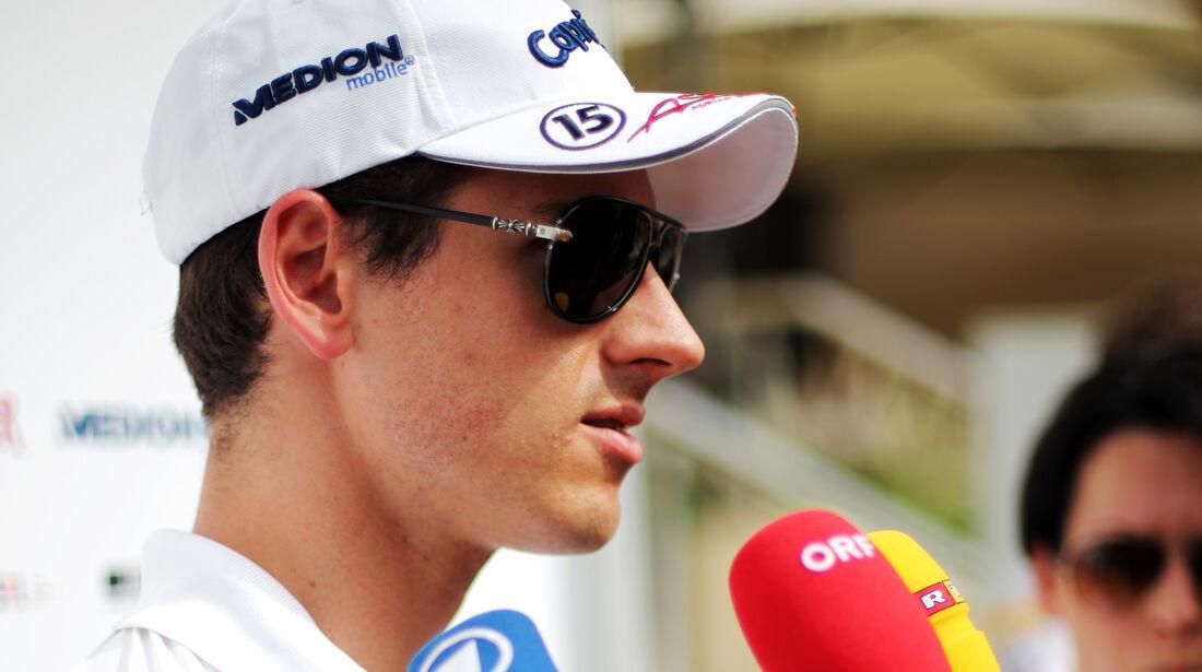 Adrian Sutil - Force India - Formel 1 - GP Bahrain - 18. April 2013
