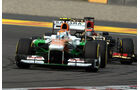 Adrian Sutil - Force India - Formel 1 - GP Indien - 26. Oktober 2013