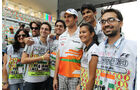 Adrian Sutil - Force India - Formel 1 - GP Indien - Delhi - 24. Oktober 2013