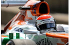 Adrian Sutil - Force India - Formel 1 - GP Italien - 7. September 2013