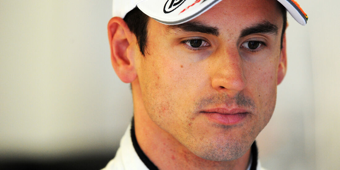 Adrian Sutil - Force India - Formel 1 - GP Kanada - 7. Juni 2013