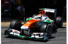 Adrian Sutil - Force India - Formel 1 - GP Spanien - 11. Mai 2013