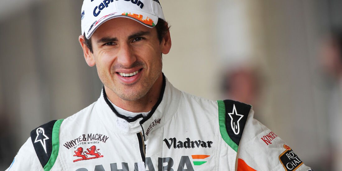 Adrian Sutil - Force India - Formel 1 - GP USA - 15. November 2013
