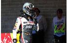 Adrian Sutil - Formel 1 - GP USA - 1. November 2014
