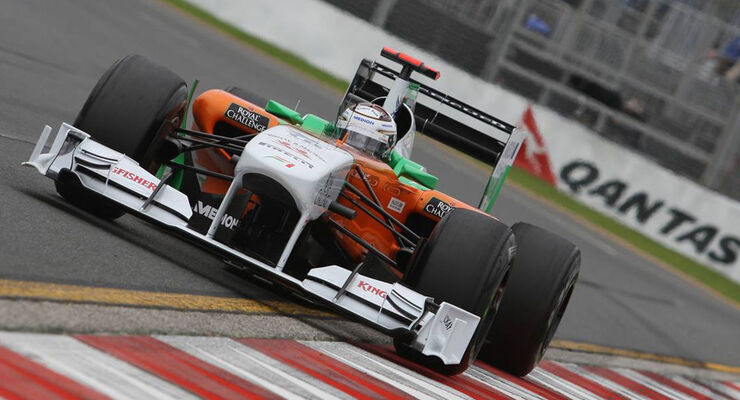Adrian Sutil GP Australien 2011