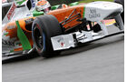 Adrian Sutil - GP Belgien - Qualifying - 27.8.2011