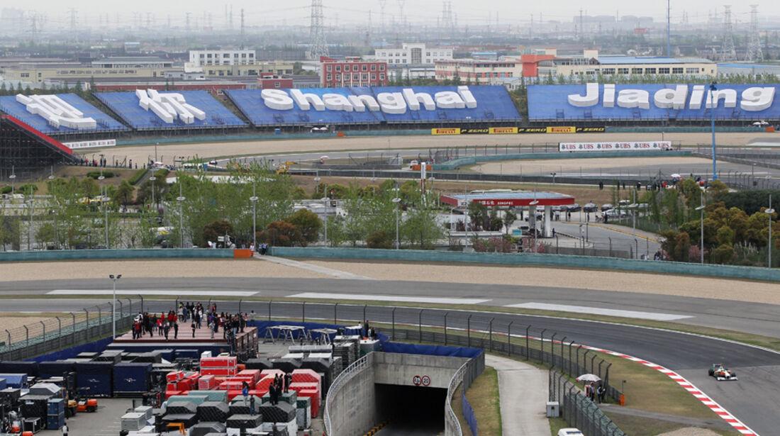 Adrian Sutil GP China 2011