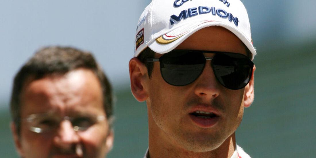 Adrian Sutil - GP Europa - Qualifying - 25. Juni 2011