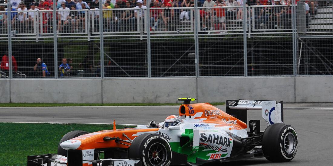 Adrian Sutil - GP Kanada 2013