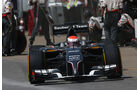 Adrian Sutil - GP Kanada 2014
