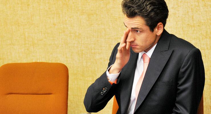 Adrian Sutil Gericht München 2012