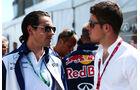 Adrian Sutil & Paul di Resta - Formel 1 - GP Kanada - Montreal - 6. Juni 2015