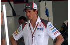 Adrian Sutil - Sauber - Formel 1 - GP Deutschland - Hockenheim - 17. Juli 2014