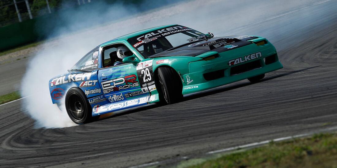 Alan Green, Drifter29DriftChallenge, High Performance Days 2012, Hockenheimring
