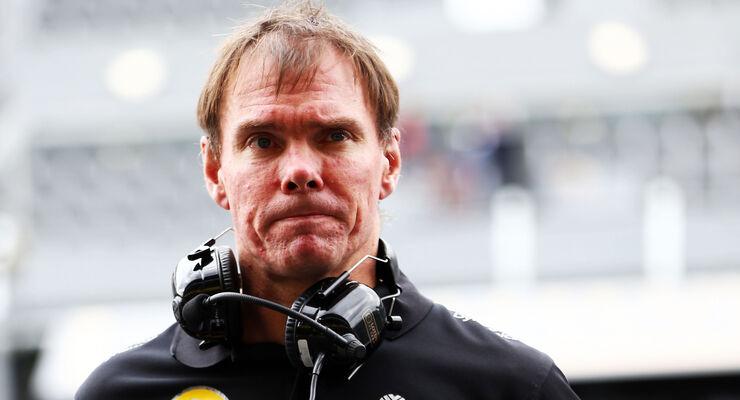 Alan Permane - F1 2015