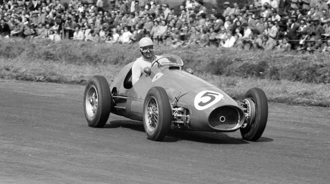 Alberto Ascari - GP England 1953