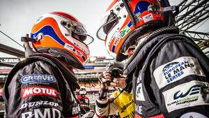 Alex Brundle (GBR), Martin Brundle (GBR), 24h-Rennen Le Mans 2012
