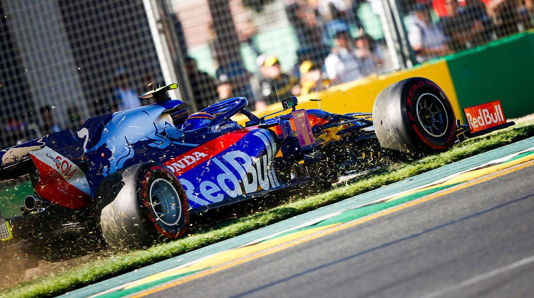 Alexander Albon - Formel 1 - GP Australien 2019