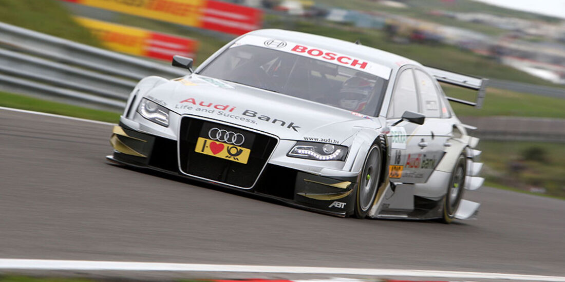 Alexandre Premat Audi DTM