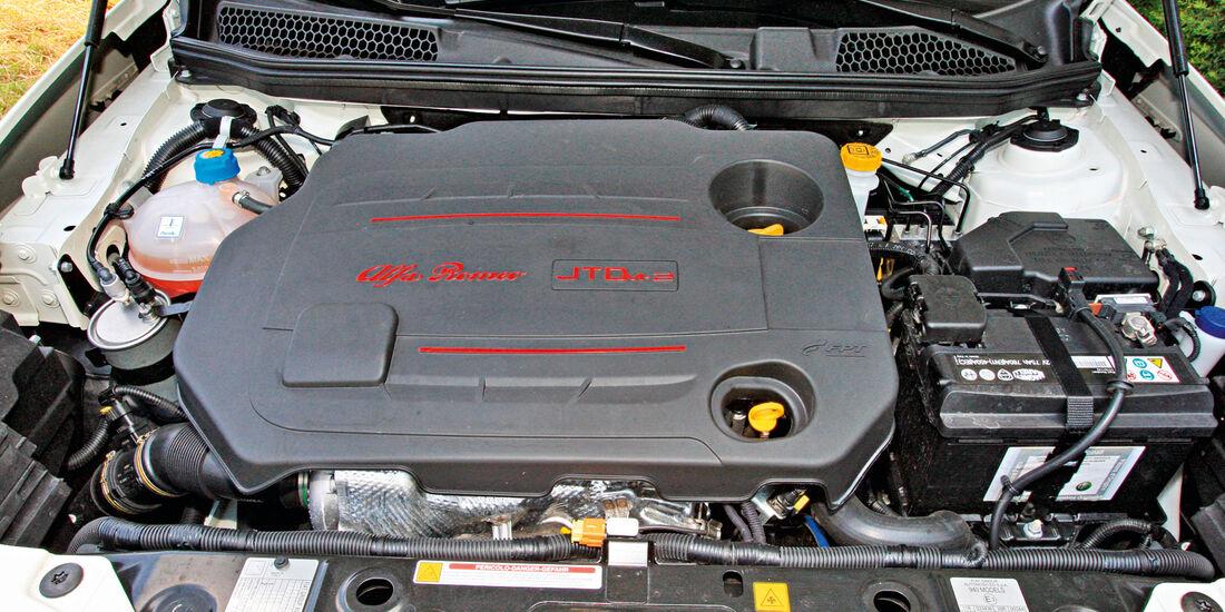 Alfa Giulietta 2.0 JTDM TCT, Motor