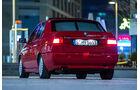 Alfa Romeo 155 2.0 Twin Spark, Heckansicht