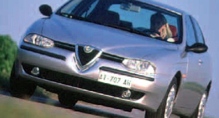 Alfa Romeo 156 1.8 TS