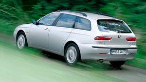 Alfa Romeo 156 2.5 V6 24V Sportwagon
