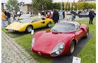 Alfa Romeo 33 Stradale Coupé und Lamborghini Countach