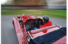 Alfa Romeo 6C 1750 GS, Cockpit