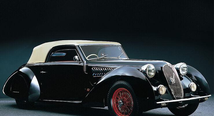 Alfa Romeo 6C 2300B Worblaufen