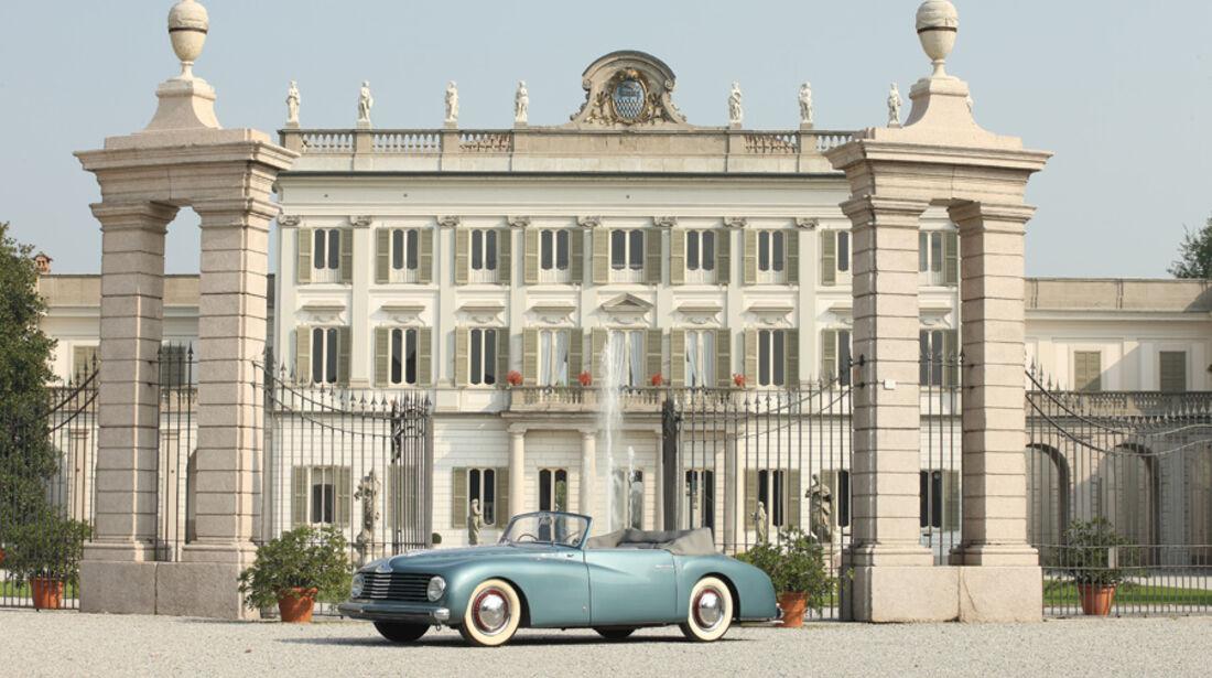 Alfa Romeo 6C 2500 C Cabriolet Stabilimenti Farina