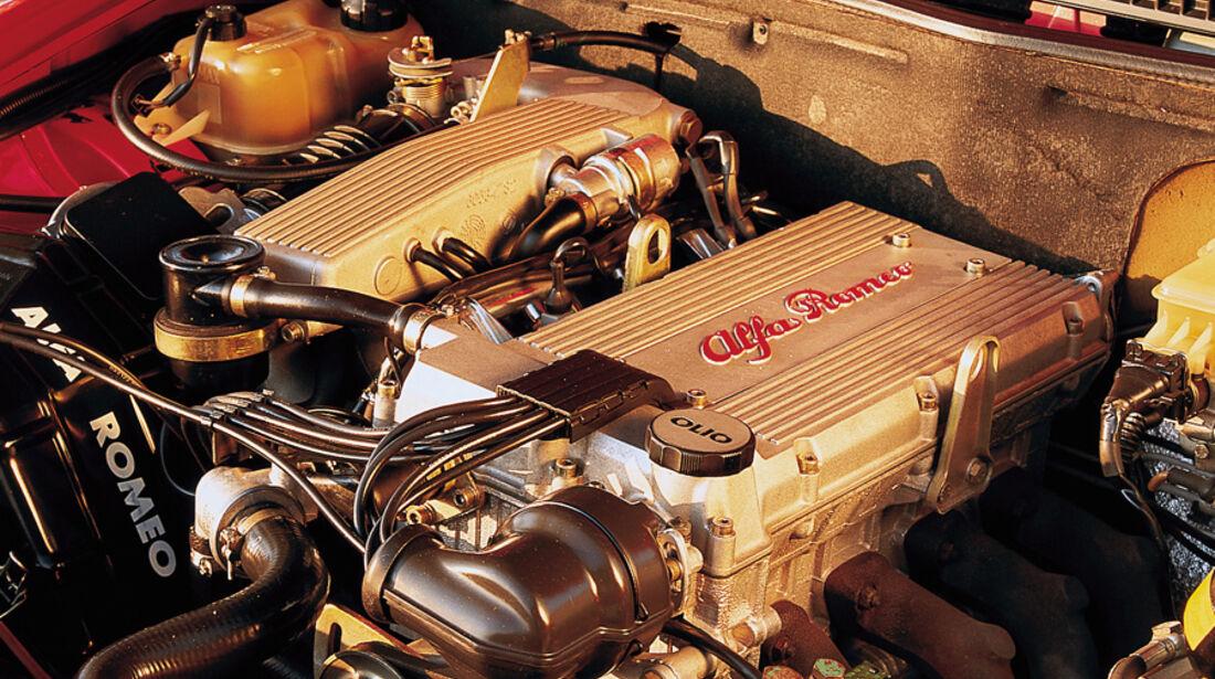 Alfa Romeo 75 2.0 Twin Spark Motor