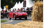 Alfa Romeo 750 Competizione, Frontansicht
