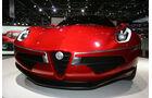 Alfa Romeo Disco Volante  Genf Studie Concept 2012