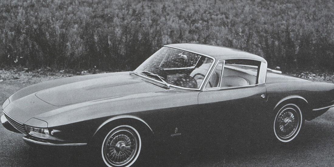 Alfa Romeo, Duetto, IAA 1967