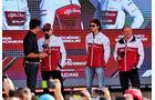 Alfa Romeo - Formel 1 - GP Australien - Melbourne - 13. März 2019