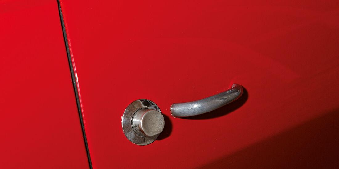 Alfa Romeo GTA, Türgriff