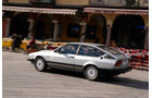 Alfa Romeo GTV6, Seitenansicht
