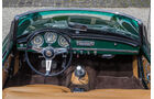 Alfa Romeo Giulia 1600 Spider, Cockpit