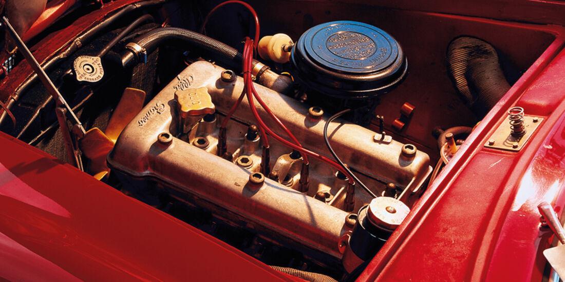 Alfa Romeo Giulia 1600 Sprint Motor