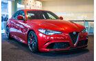 Alfa Romeo Giulia Präsentation Mailand 2015