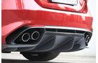 Alfa Romeo Giulia Quadrioglio, Endrohre