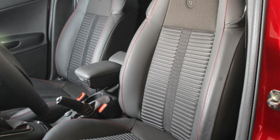 Alfa Romeo Giulietta 1.4 TB 16V, Fahrersitz