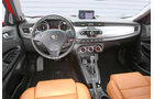 Alfa Romeo Giulietta 1.4 TB, Cockpit, Lenkrad