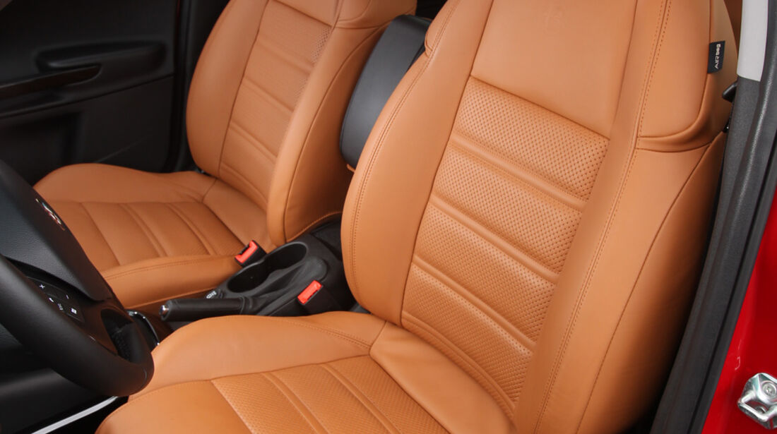 Alfa Romeo Giulietta 1.4 TB, Fahrersitz