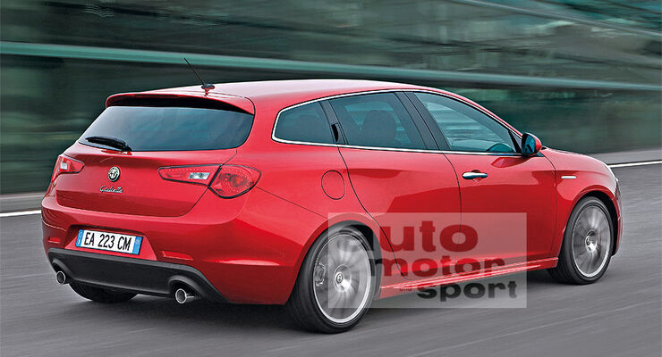 Alfa Romeo Giulietta Sportwagon