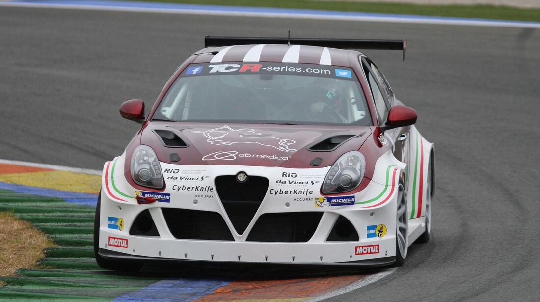 Alfa Romeo Giulietta TCR - 2016