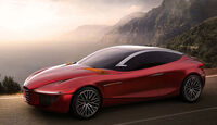 Alfa Romeo Gloria Concept IED