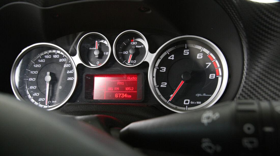 Alfa Romeo Mito 1.4 TB 16V Super, Tacho, Rundinstrument