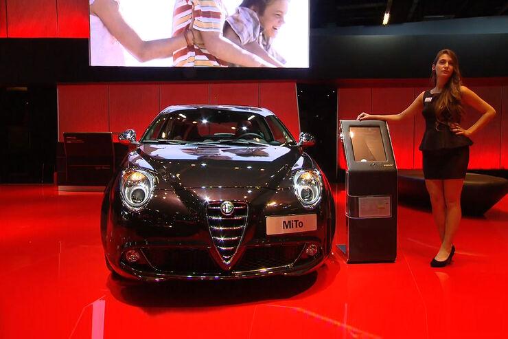 Alfa Romeo Mito, IAA